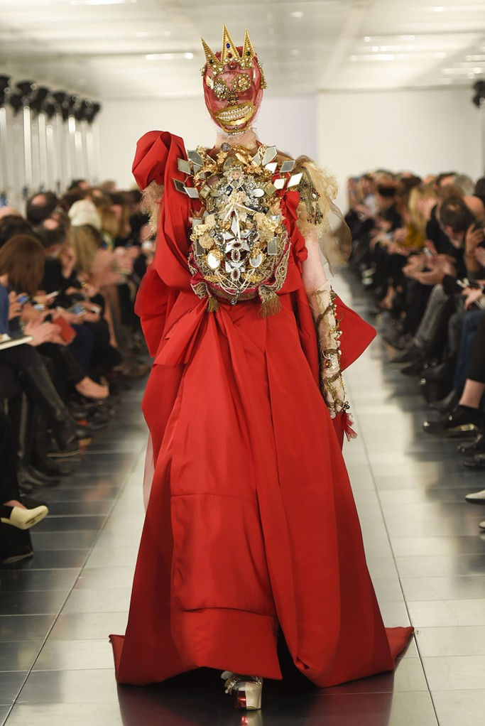 John Galliano First Couture Show for Maison Margiela