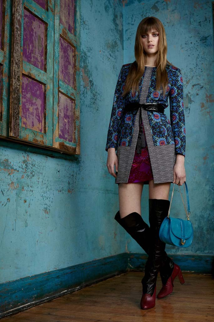 Matthew Williamson Pre-Fall 2015 in Morocco Style
