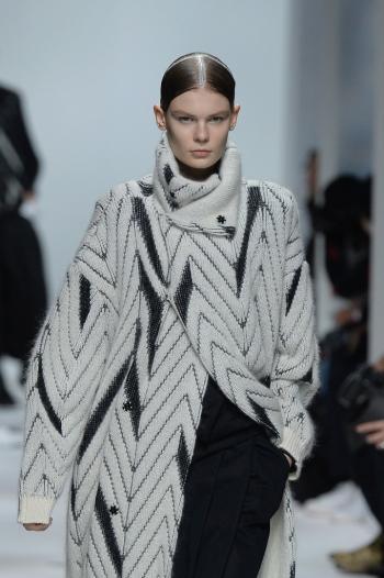 Y-3 Autumn/Winter 2015-16, Paris Fashion Show