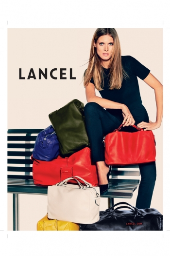 Lancel Launches New Collection and E-Commerce