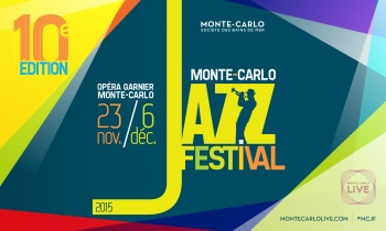 Monte-Carlo Jazz Festival 2015