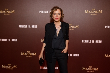 An Italian wind at the event around the film Pericle il Nero