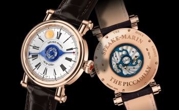 Rum Watch, A Swiss watch with a drop of the antique Caribbean rum