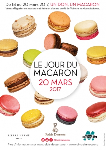 Save the Date - Macaron Day 2017