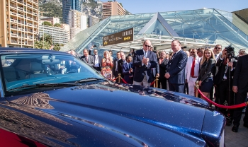 Top Marques Monaco 2017 has started