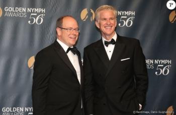 Trois Nymphes d'or au Festival de Monte Carlo