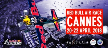 Red Bull Air Race premieres in France on 20-22 April