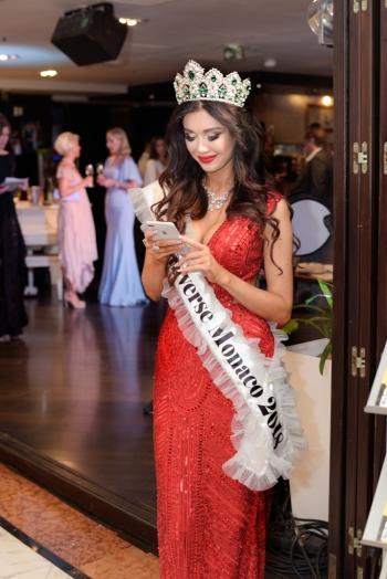 Miss Universe 2018 in Monaco
