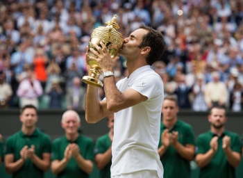 Rolex Celebrates 40 years of partnership with Wimbledon and Tennis