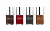 Beauty tips and trends - AW 2011 collection from Nails Inc