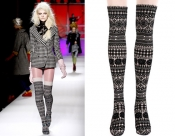 In style trends Accessories - Autumn socks for your outfit