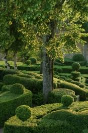 The suspended gardens of Marqueyssac