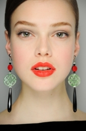 Fall 2011 make up trends