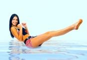 Weight loss success stories - Gwyneth Paltrow epsom salt detoxifiation