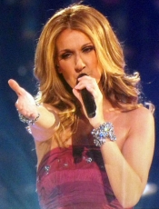 Celine Dion awarded by French Government