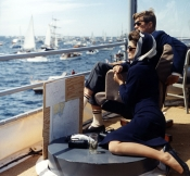 Jackie Kennedy, money and power