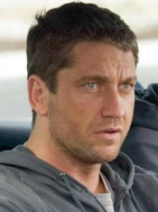 Gerard Butler now & then