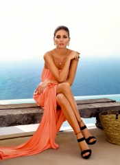Designer fashion trends - Olivia Palermo presents the new collection, Mediterráneo