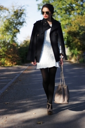 Casual elegant autumn look