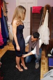A la recherche de la robe parfaite