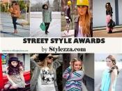 Street Style Awards par Stylezza