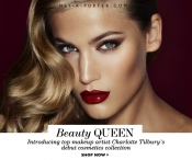 Charlotte Tilbury's makeup beauty line launches at Net a Porter