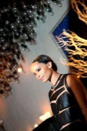 Jewellery designs - Zoë Kravitz collaboration for Swarovski Crystallized