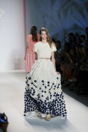 Fashion Week New York Spring Summer 2014: Noon by Noor