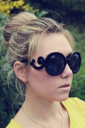 Summer sunglasses trend