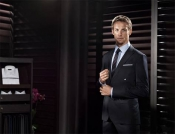 Jenson Button for Hugo Boss Made to Measure
