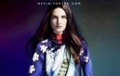 The collaboration Mary Katrantzou & Adidas