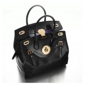 The phone-charging Ricky Bag by Ralph Lauren, the symbol of modern glamour