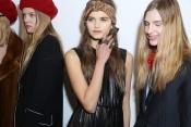 Gucci Backstage Beauty Looks Fall 2015
