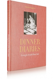 Dinner Diaries: Reviving the Art of the Hostess by Daniel Cappello hardcover book