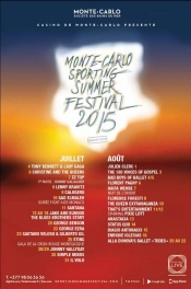Monte-Carlo Sporting Summer Festival 2015, August