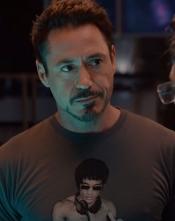 Vanilla Underground brings Robert Downey Jr T Shirt to Europe