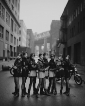 Peter Lindbergh,  A Different History of Fashion
