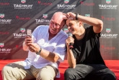 DJ Prodige Martin garrix, the young new ambassador for TAG Heuer
