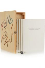 THAMES & HUDSON Livre Fendi 50 Years par Karl Lagerfeld