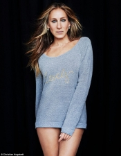 Sarah Jessica Parker celebrates 10 years of Lovely