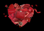 Find your Valentine and win a Valentino