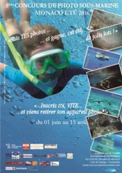13th Underwater Photography Competition in Monaco