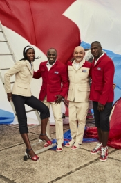 Christian Louboutin, Rio de Janeiro and Cuban outfits