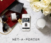 Shop Net a Porter App and Receive 10% off in September