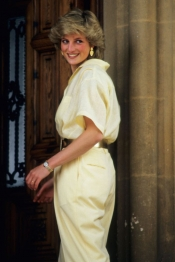 Princess Diana Fashion Exhibition