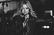 Kate Moss stars in a video for Elvis Presley