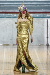 Vivienne Westwood show at London Fashion Week