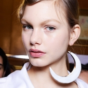 She's got the Look! Fashion Week Beauty Looks