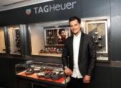 TAG Heuer a inauguré sa nouvelle boutique de Monaco