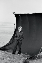 Peter Lindbergh: A monumental exposition on Deauville beach